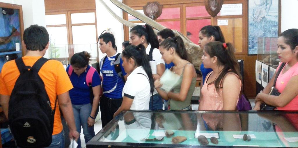 Museo de historia natural Noel Kempf Mercado